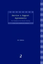 Service & Support Agreements