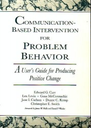 Communication-Based Intervention for Problem Behavior: