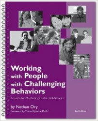 Working with People with Challenging Behaviors