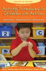 Activity Schedule for Children with Autism