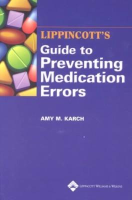 Guide to prevent med error2