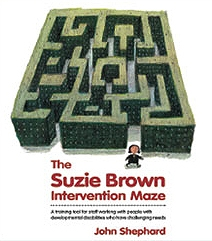 Suzie Brown Intervention Maze