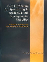 Core Curriculumfor Specializing in Intellectual and DD