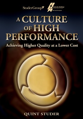 A Culture of High Proformance