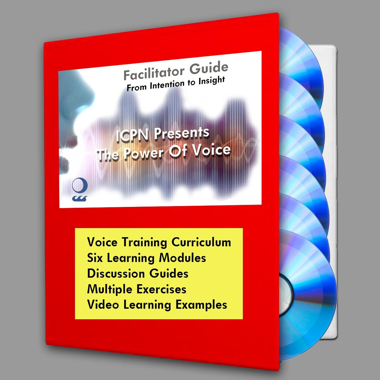 Power of Voice Curriculum